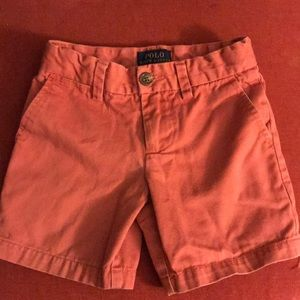 Ralph Lauren Little Boys Shorts